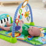 あんよでキックピアノジムを紹介、4wayなら赤ちゃんも食いつき抜群